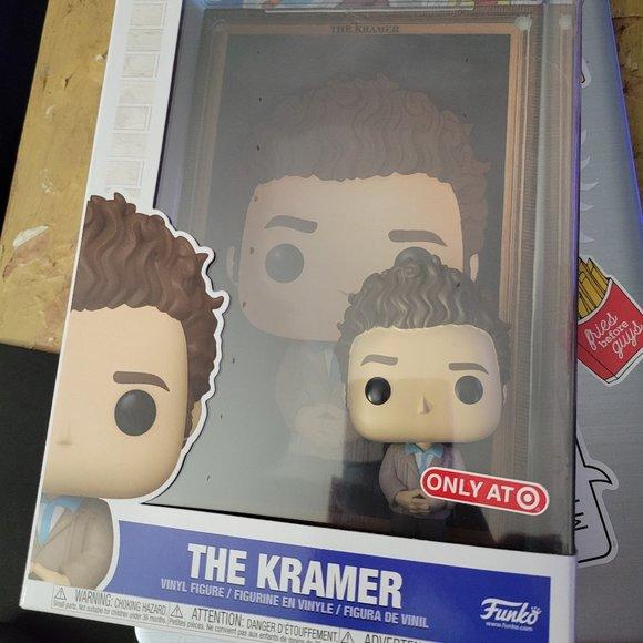 The Kramer Funko Pop